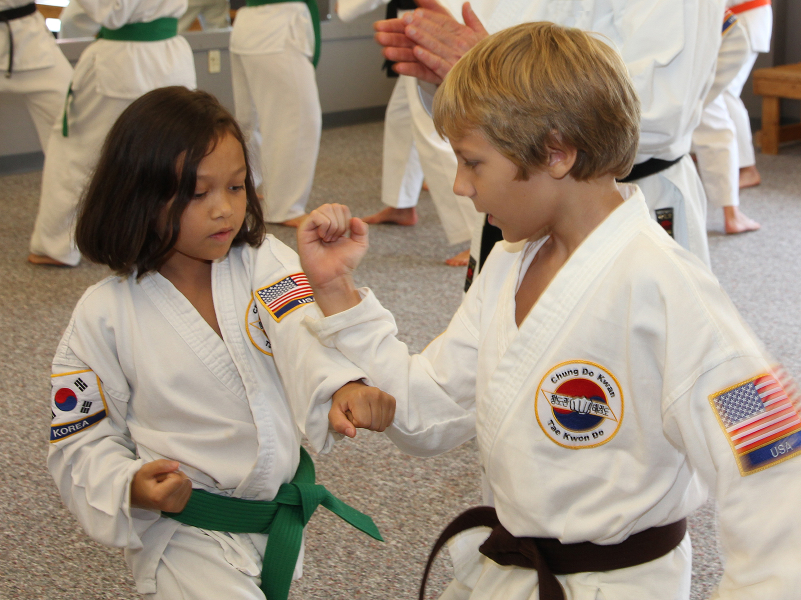 Overland Park Karate Kids Classes