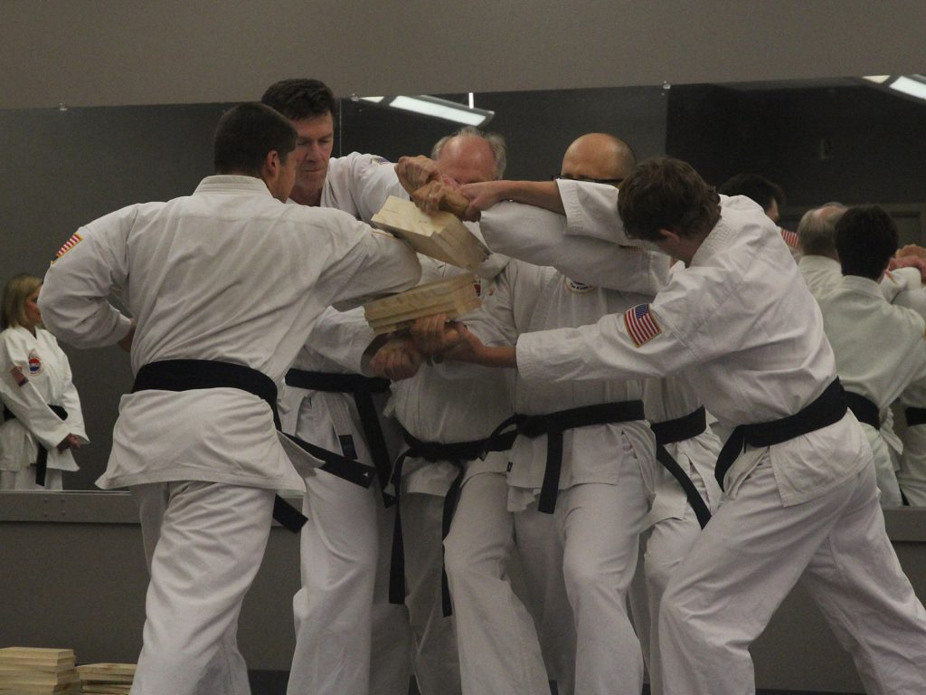 Overland Park Karate Brown and Black Belt Karate Classes